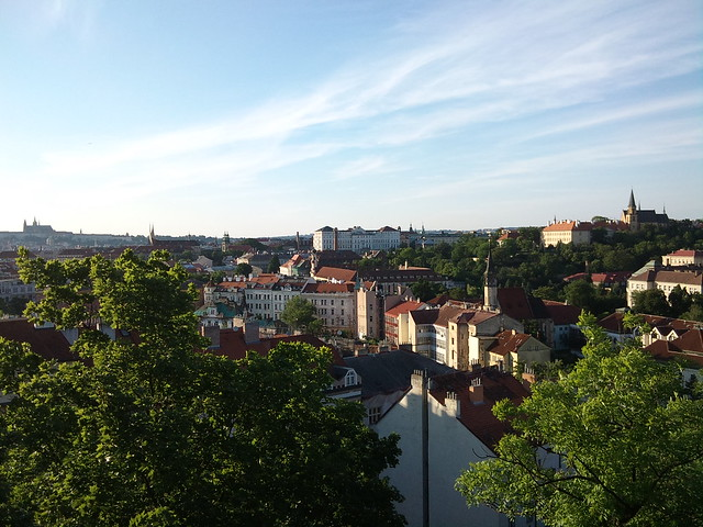 View from Vysehrad (5)