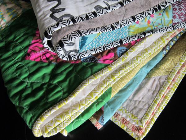 Sun Print Feathers for bindings