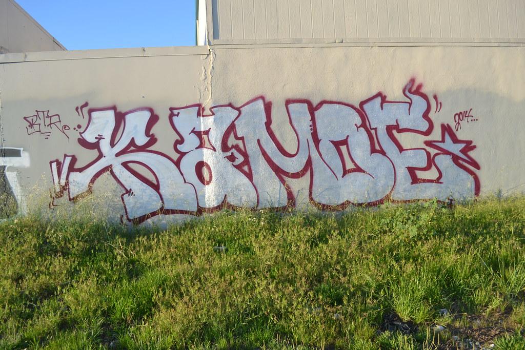 KAMOE, BTR, Graffiti, Oakland, Street Art, KAMO