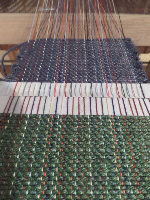 Coasters on the Loom