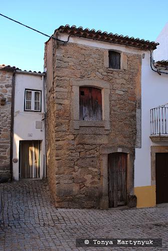 28 - провинция Португалии - маленькие города, посёлки, деревушки округа Каштелу Бранку