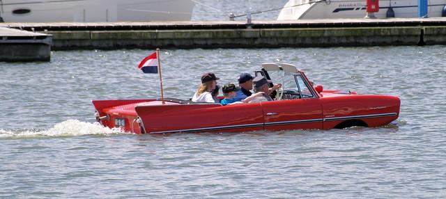1963 Amphicar 770 Cabriolet
