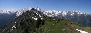 Wattenspitze / Tuxer Alpen
