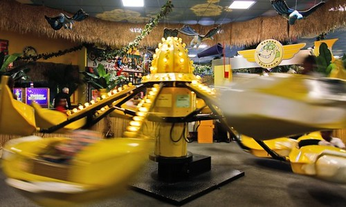 50% off Jump!Zone, FunFlatables, and Go Bananas from Groupon (fun ...