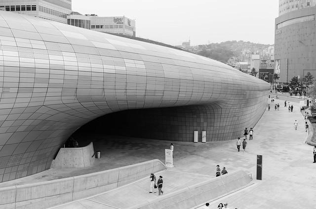 Dongdaemun Design Plaza_Seoul