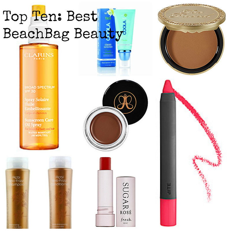 best beach bag Beauty