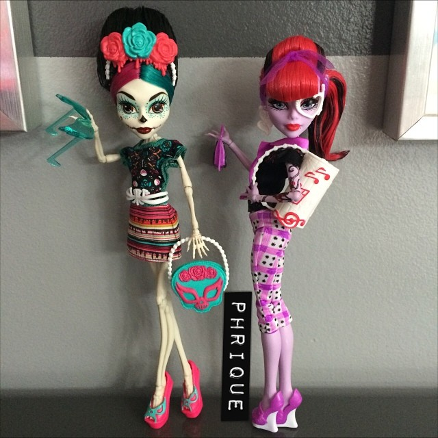 Monster High Create A Monster Shoes