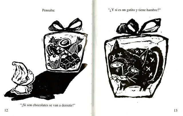 Regalo Sorpresa || Written & Illustrated by Isol