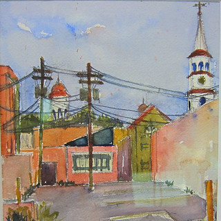 The Alley, Frederick, Maryland - SOLD