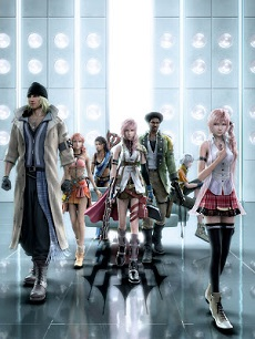 Final Fantasy XIII - Final Fantasy XIII (Cutscene &  Anime in game)