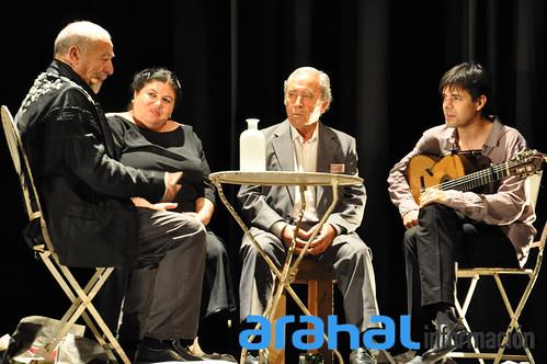 AionSur 14482158123_045bd5240e_d Teatro y flamenco se unen para hacer una crítica social en Al Gurugú 2014 Flamenco  José Luis Ortíz Paco Taranto Inés Bacán