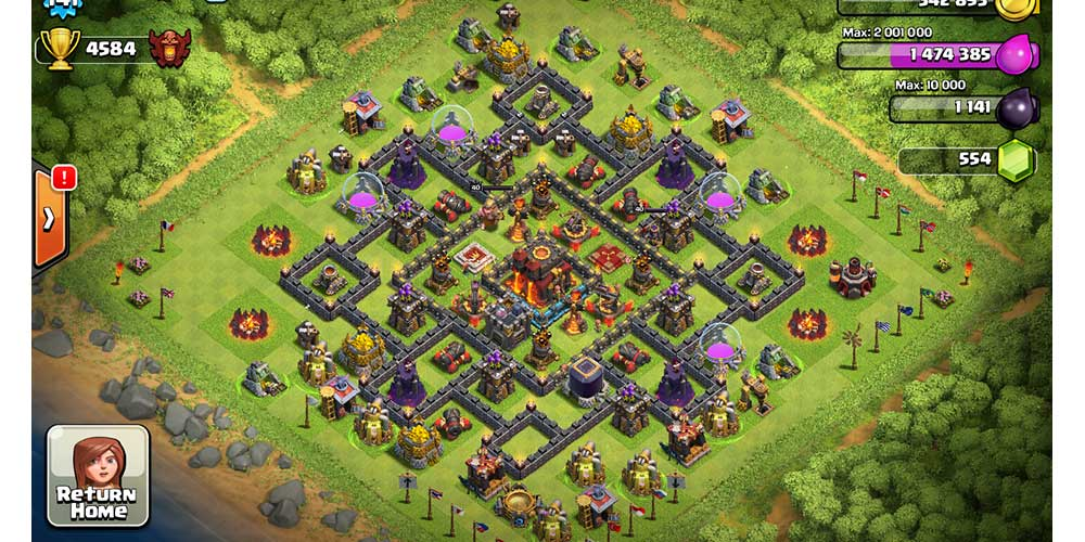 clash-of-clan-town-hall-10