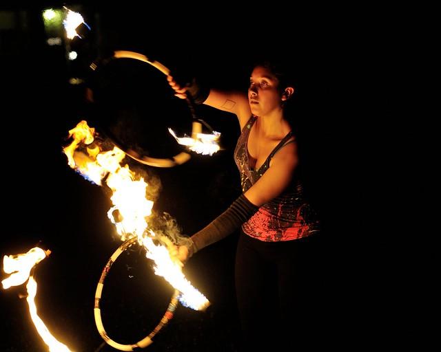 hula fire