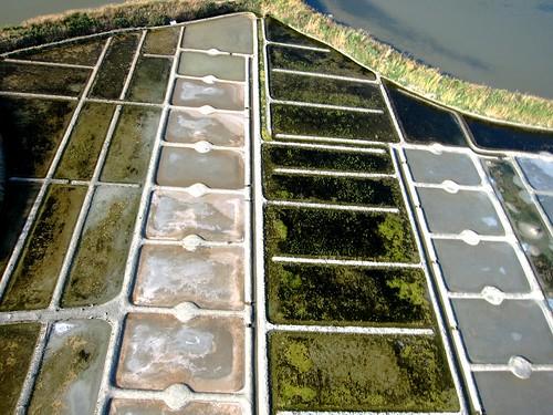 de nouvelles photos aériennes des marais salants de Guérande 14487645443_629460c400