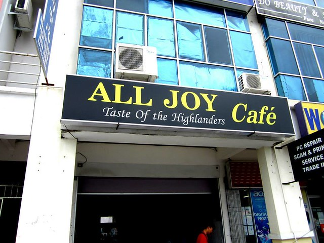 All Joy, Bintulu