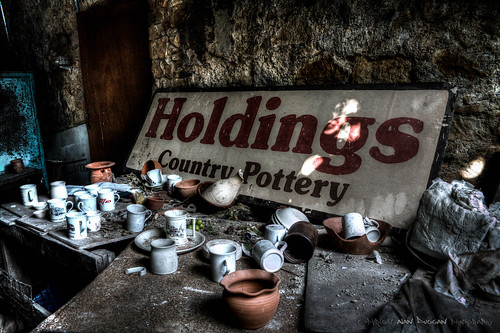 Holdings Country Pottery | by DugieUK