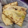 Aloo Paratha @ Aashirwad indian cuisine