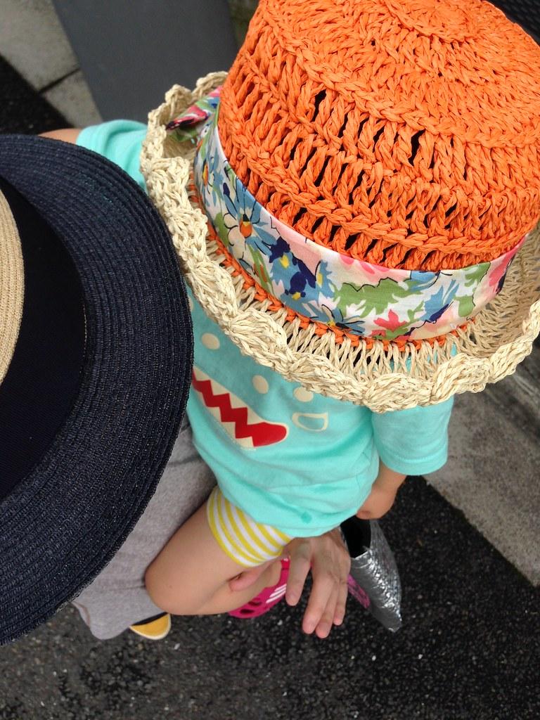 ペーパー素材の帽子4