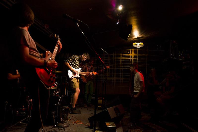 Bogusman | Maha Showcase at The Bourbon | 07.23.14