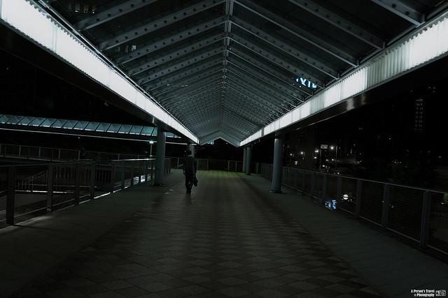 新大阪 天橋