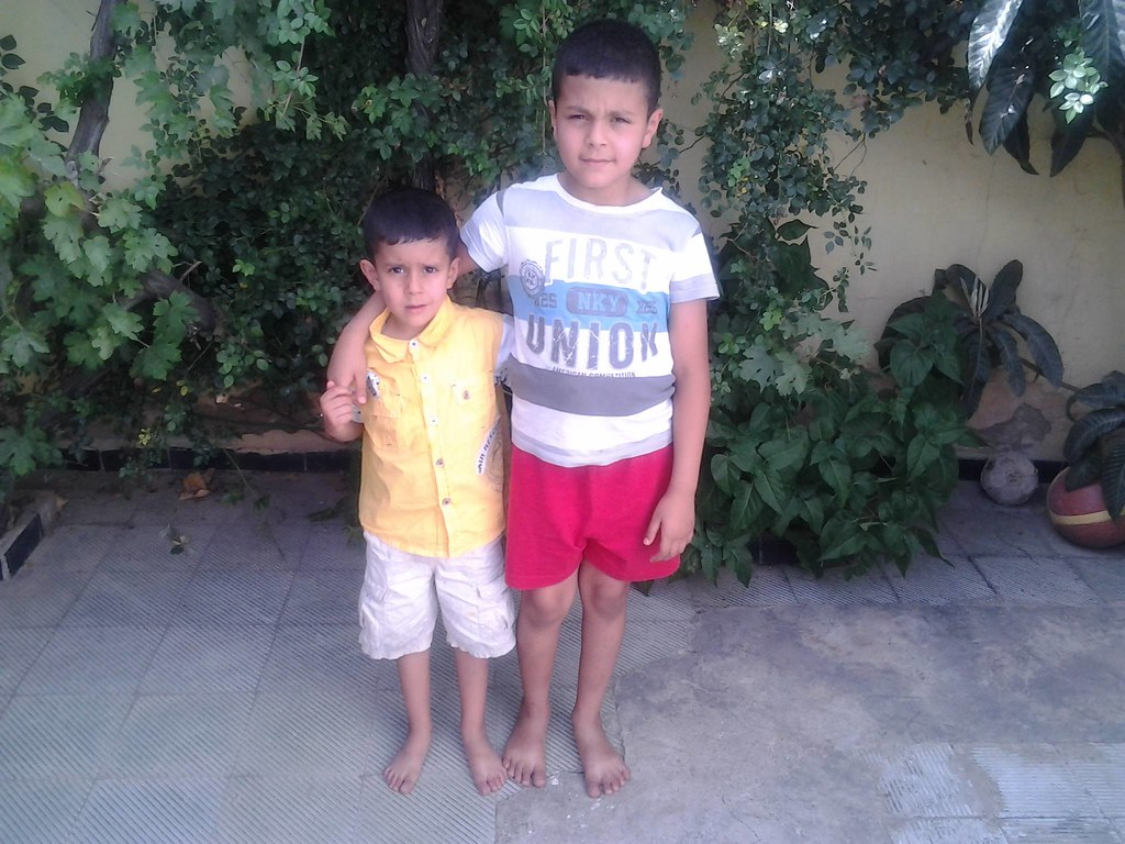 Chakib et Anas-Laïd