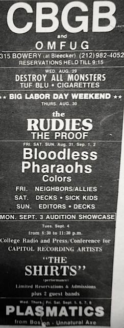 CBGB 08-29-79