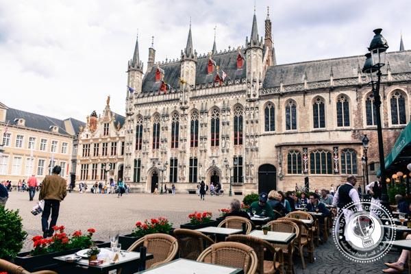 Romantic Bruges Belgium