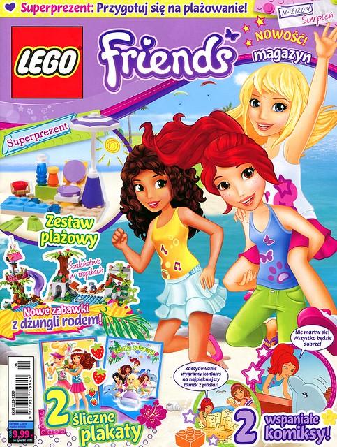 LEGO Friends Magazyn 2014-02-01