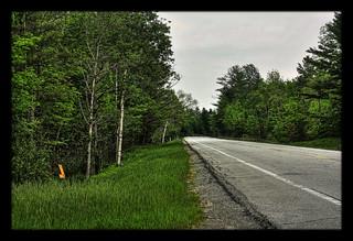 Elizabethtown NY - 9 N near Adirondack Northway 02
