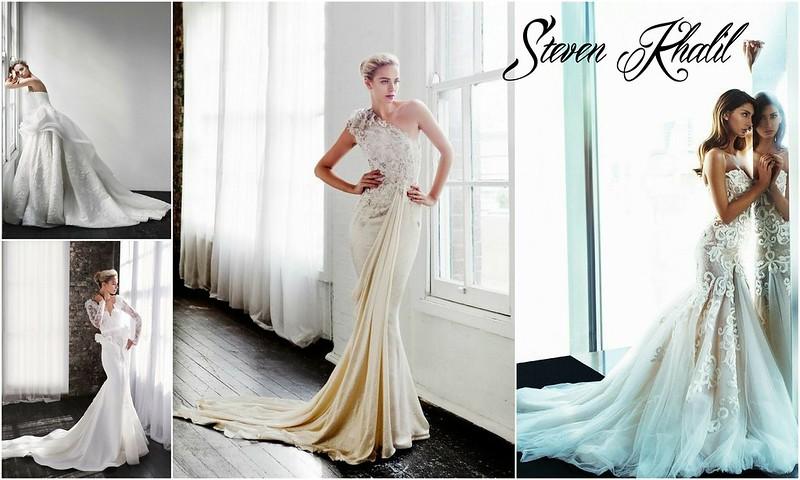 Hot International Wedding Dress Designers | Bridal Styles