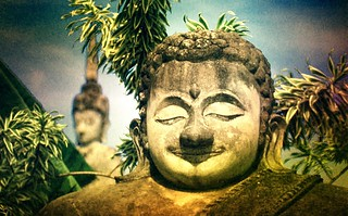 Thailand .. Sala Kaew Ku Sculpture Park is a surreal, sculptural journey into the mind of a mystic shaman.