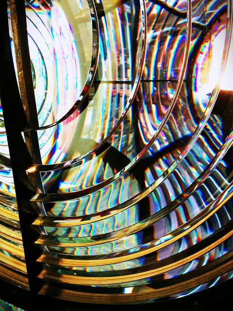 Here is the inside of the soul of a lighthouse.