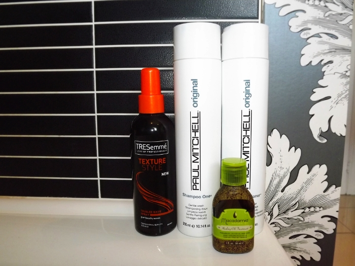 products in my bathroom
