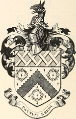 """Image from page 323 of """"Armorial families : a directory of gentlemen of coat-armour"""" (1905)"""