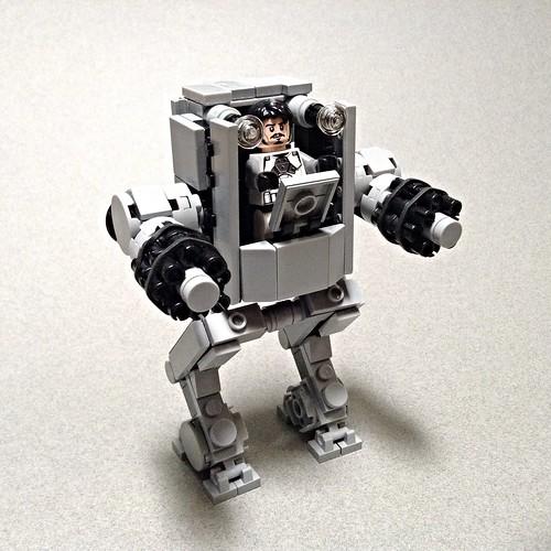 Titan-Class Heavy Walker