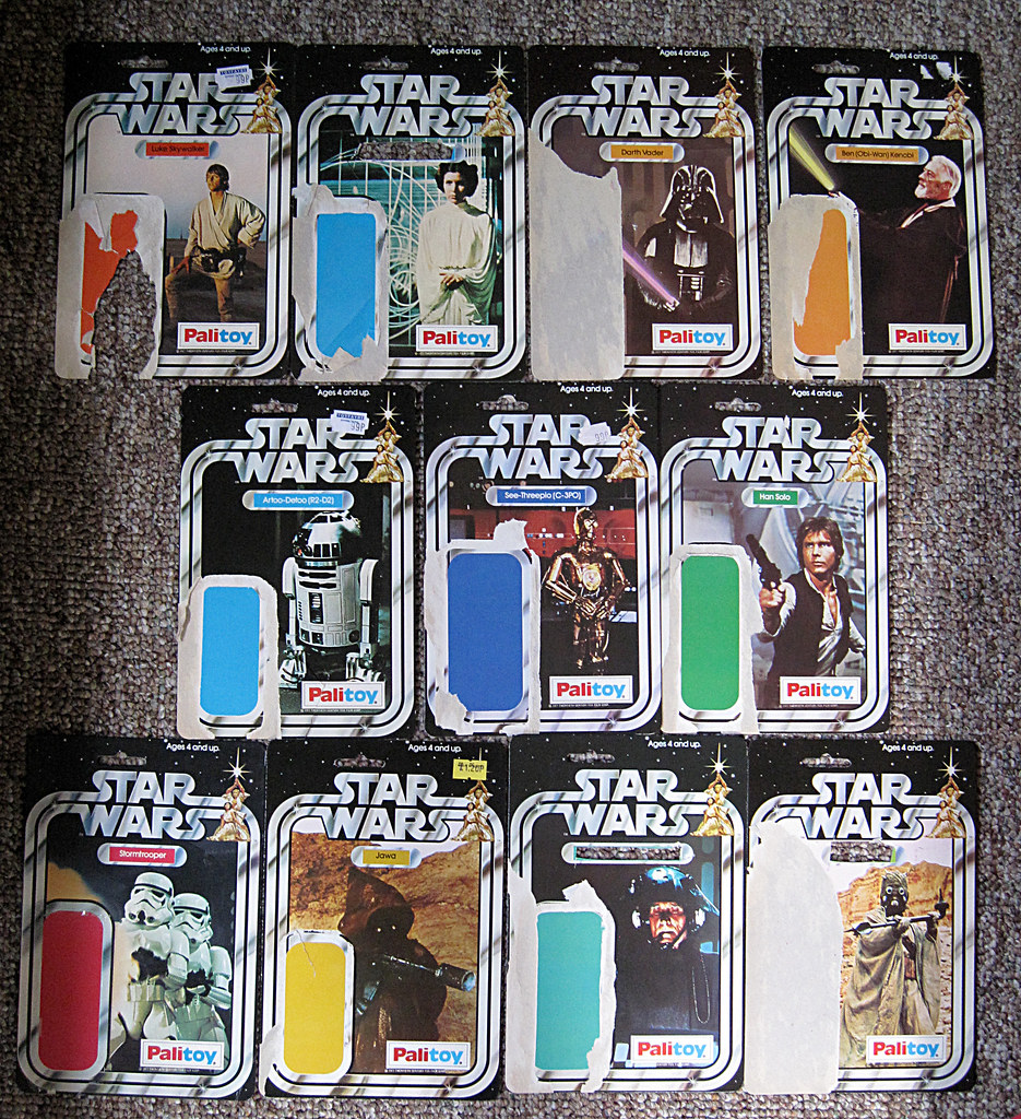 WTB_ Palitoy 12 backs (card backs only) Luke, Leia 14632947133_d570859b73_b