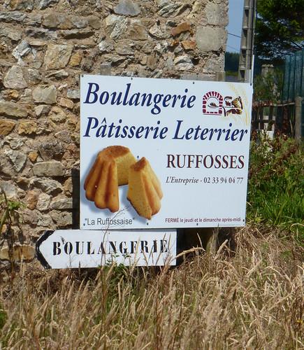 087 Boulangerie Pâtisserie Leterrier, Ruffosses