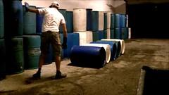 Barrel Duty 3:50AM
