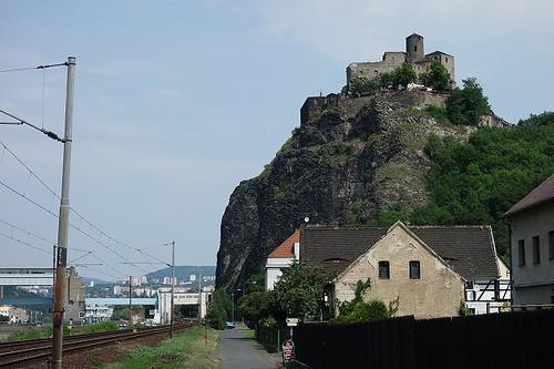 Strekov城
