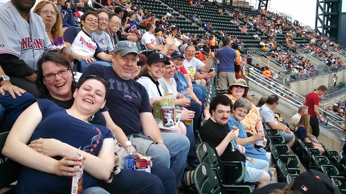 Detcon 1 Baseball Outing