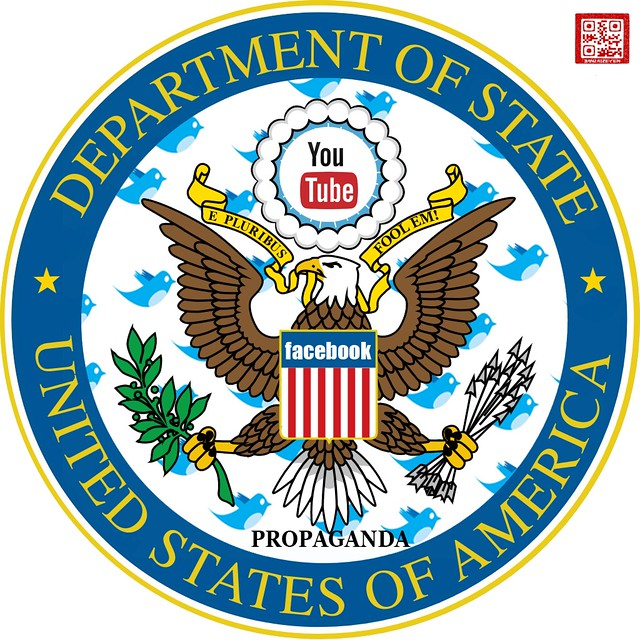 MODERNIZED STATE DEPARTMENT SEAL