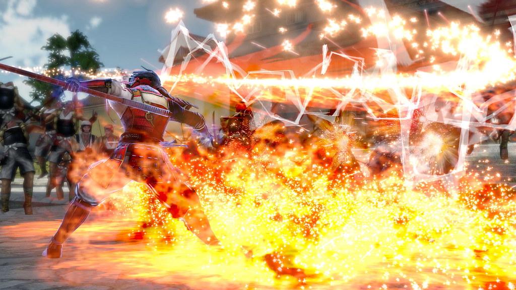 06_Musou Attack