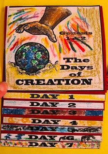Days of Creation Layered Book