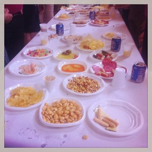 DE COMBITE! #fiestasdemestanza #mestanza14