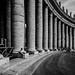 The Vatican courtyard
