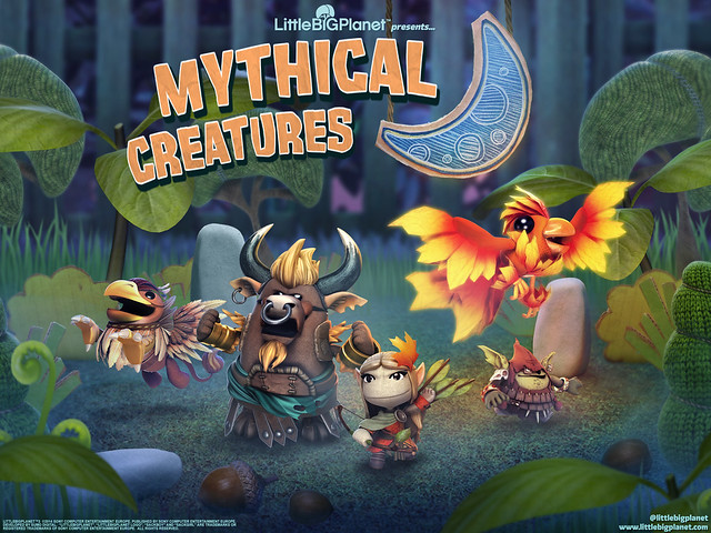 Mythical Creatures Costume Pack