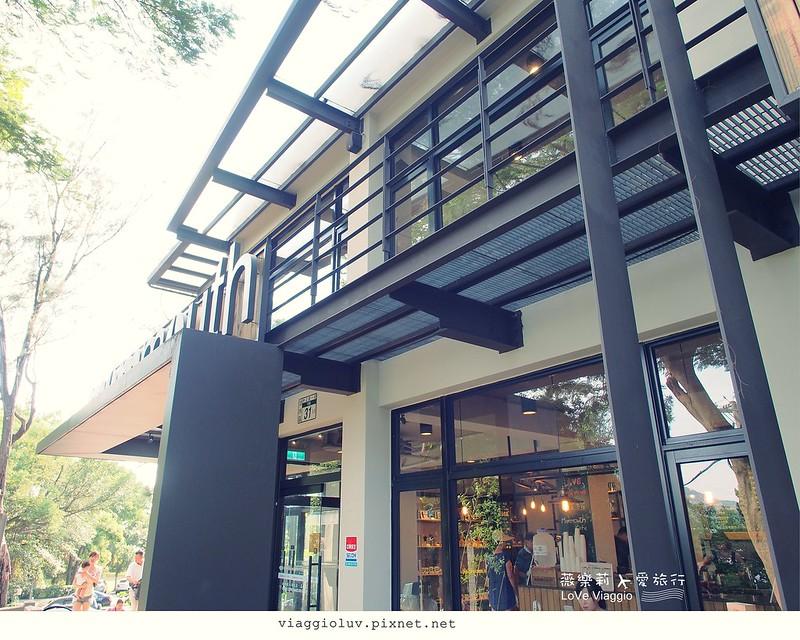 【台北 Taipei-Tamsui】眺望淡水河畔的絕佳視野 媽媽嘴咖啡淡水樂活店 @薇樂莉 ♥ Love Viaggio 微旅行