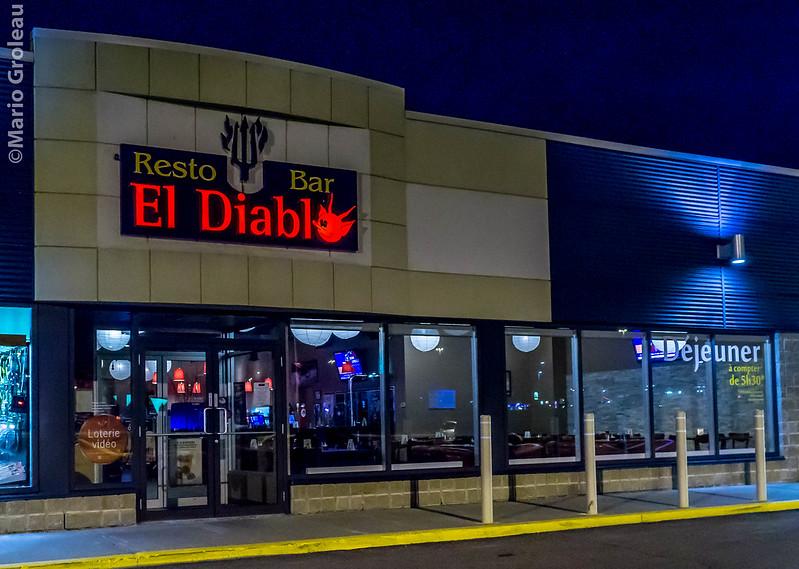 Resto-Bar El Diablo! TRO