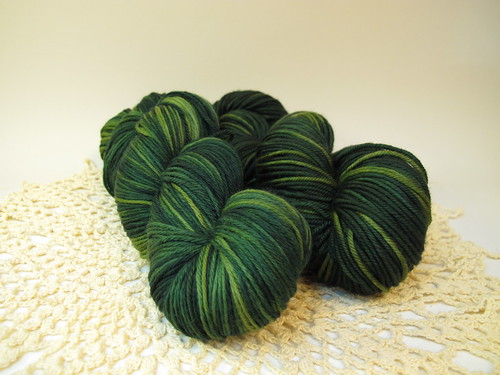 July 2014 Yarn Club: Yggdrasil