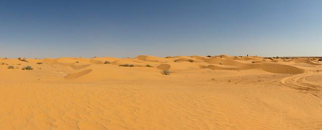 Saharasand, Tunesien. Foto: Stephan Benz